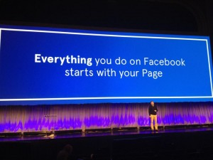 facebook pages, new facebook pages, facebook timelines for business