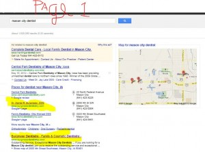 Google Places Page 1